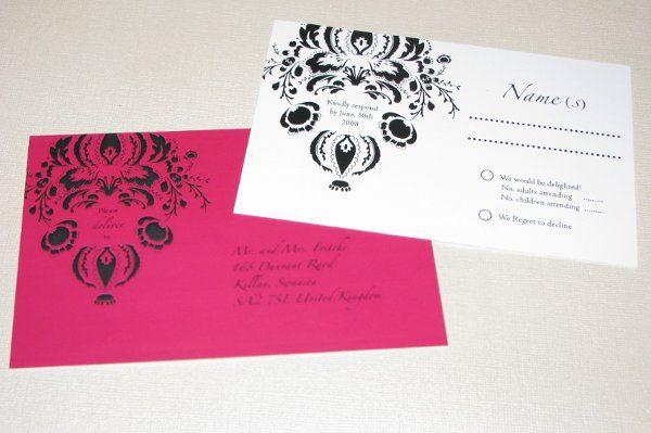 Tmx 1259097996919 2 Urbandale wedding invitation