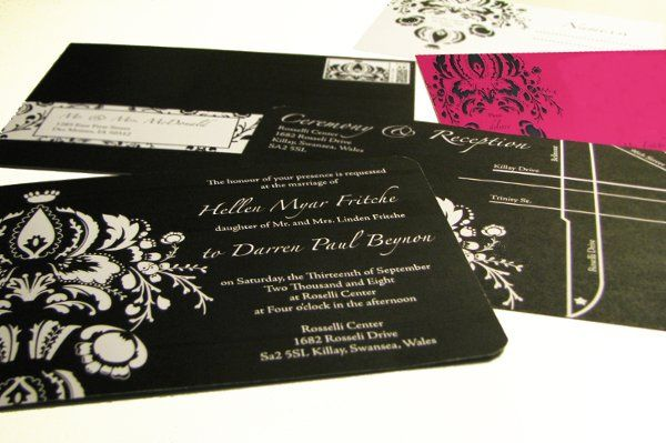 Tmx 1259098007560 3 Urbandale wedding invitation