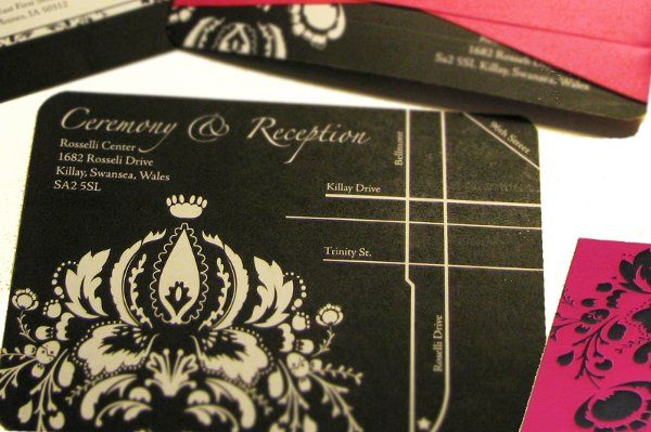 Tmx 1259098013138 4 Urbandale wedding invitation