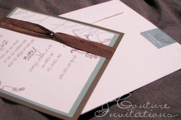 Tmx 1259098124763 IMG0522copy Urbandale wedding invitation