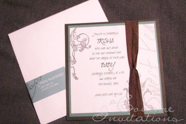 Tmx 1259098124903 IMG0525copy Urbandale wedding invitation
