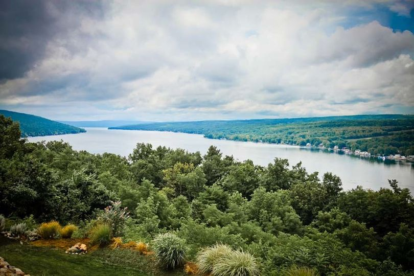 The Esperanza View - The most beautiful view in the Finger Lakes