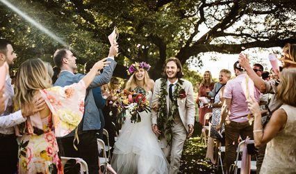 The wedding of Kathleen and Jordan