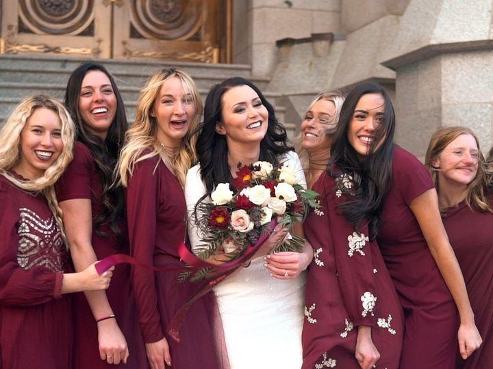 Tmx 1491860820929 Tina Bridesmaids2 2 3 Salt Lake City, UT wedding videography