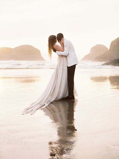 Seaside lovers - Jenny Losee Photography