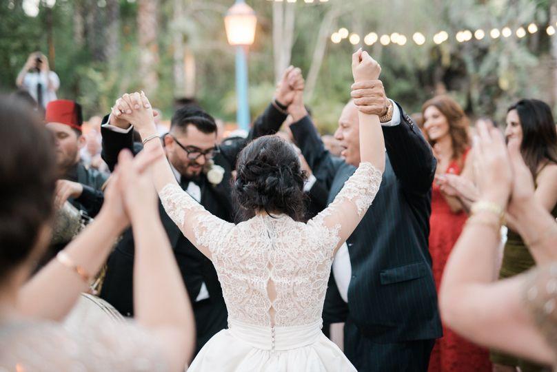 Epic Rancho Las Lomas Wedding.