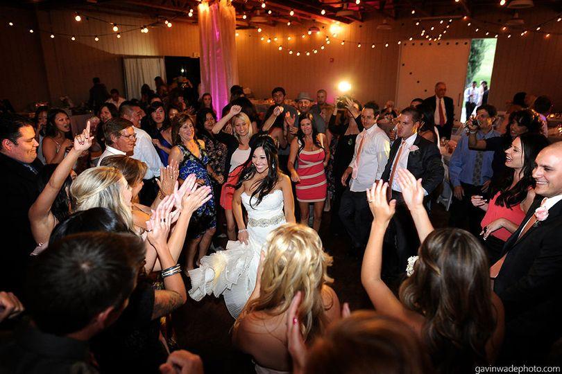 Epic wedding at Strawberry Farms.