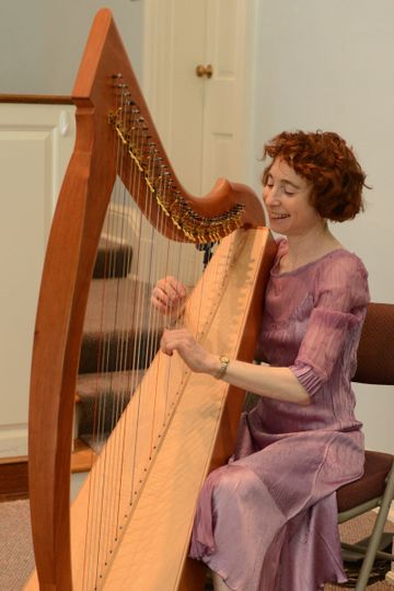 Sabrina Falls - Harpist