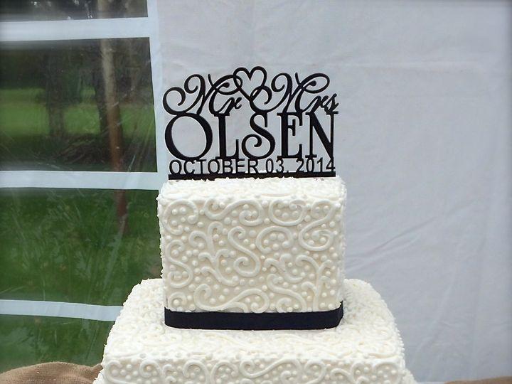 Tmx 1486504019032 Photo Saline wedding cake