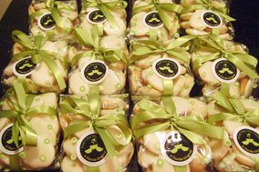Kristi's Key Lime Cookies