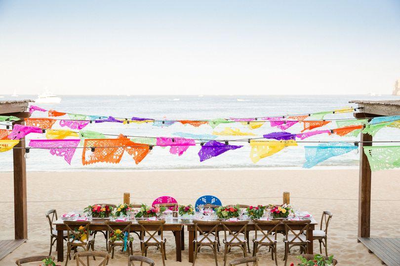 Hacienda Cocina y Cantina - Beach Pergolas