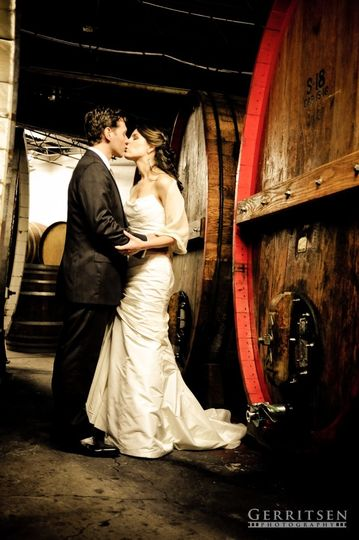 Cellar kisses