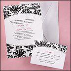 Tmx 1339704494950 BoldinBlackWhite Fountain Valley wedding invitation