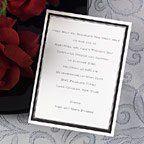 Tmx 1339704583796 BlackandSilverEngagement Fountain Valley wedding invitation