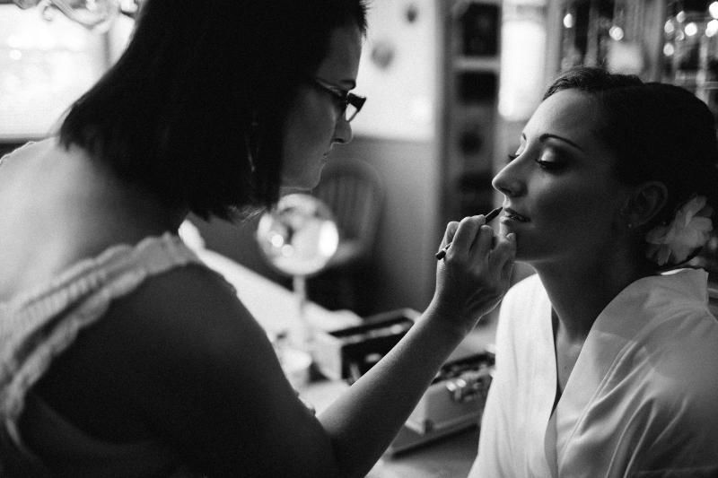 On site Makeup