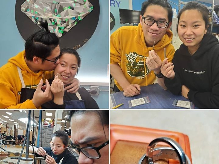 Tmx Couple Making Own Rings 51 937146 158983644372902 Carrollton wedding jewelry