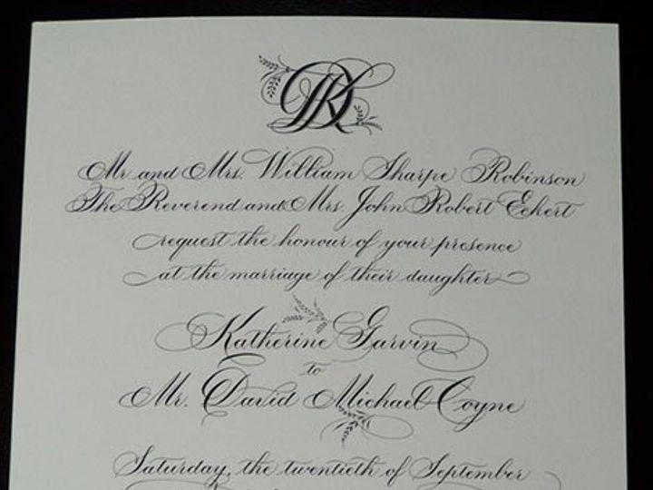 Tmx 1258225803131 Customcall Birmingham wedding invitation