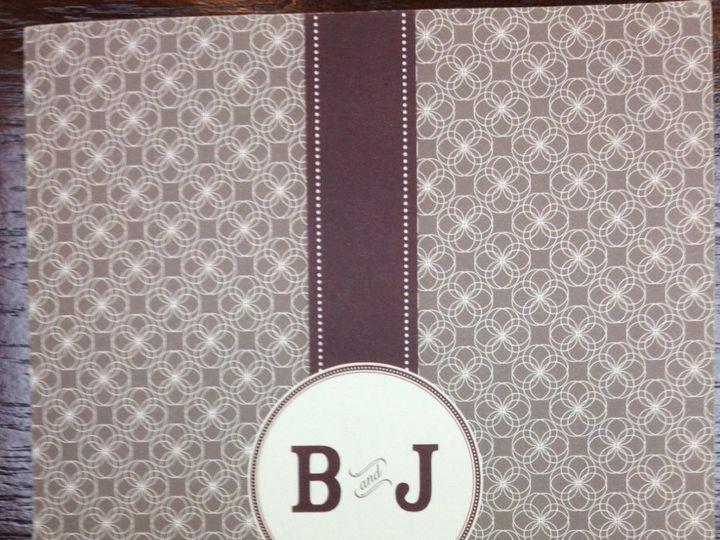 Tmx 1354822381383 Photo1 Birmingham wedding invitation