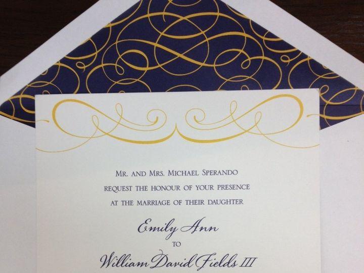 Tmx 1354822390378 Photo3 Birmingham wedding invitation