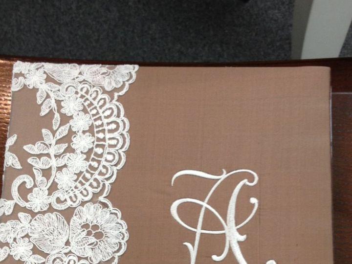 Tmx 1363195881550 LaceMochaIvoryA Birmingham wedding invitation