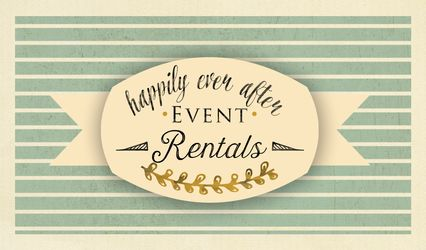 Happily Ever After Event Rentals
