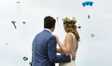 The wedding of Michael and Nicole