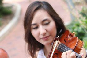 Amanda Gentile, violinist