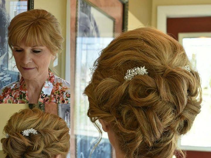 Tmx 1519753340 Ef7ee3f794ada36d 1519753339 0b8cdcf9ae4388f6 1519753344440 1 Wedding Wire Updos Barneveld, NY wedding beauty