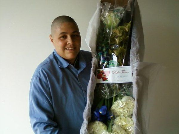 Perla farms wedding Flowers Nationwide Delivery Mario the Flowerman 305-953-8589