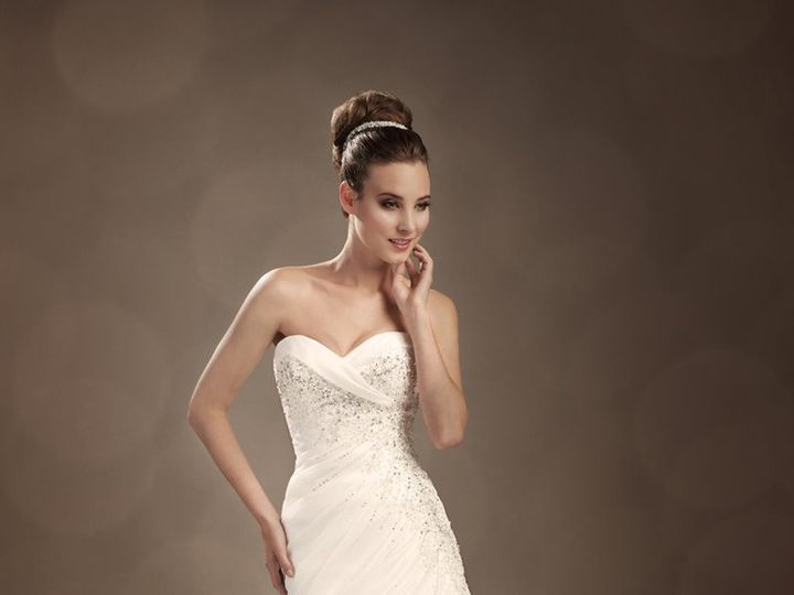 Tmx 1356643161170 Y11303FR1Img3956 Trenton wedding dress