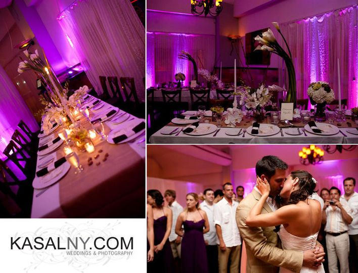 This wonderful wedding was arranged by KasalNY Weddings & Events