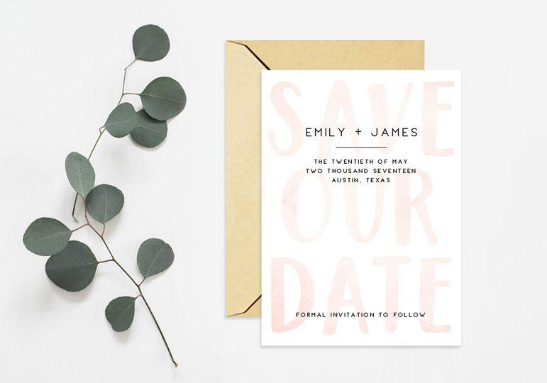 eucalyptus and envelope etsy sized mockup