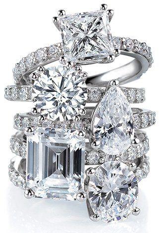 Tmx 1316375849615 LAURRingsGroupb Hot Springs National Park wedding jewelry