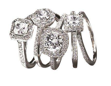 Tmx 1316375852095 LAURTrueRomGroup Hot Springs National Park wedding jewelry