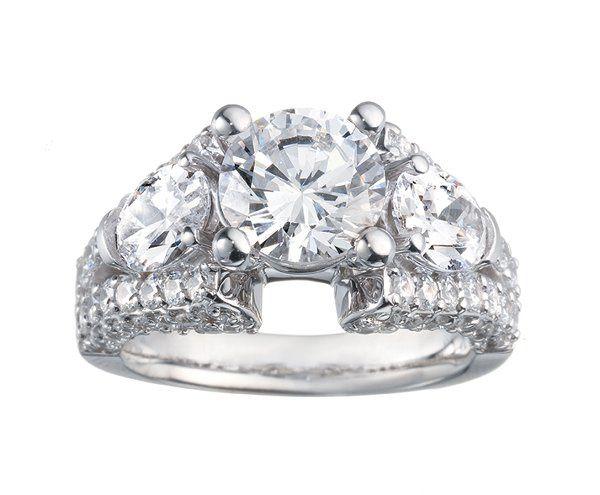 Tmx 1316375856307 LAURTrueRomancea Hot Springs National Park wedding jewelry