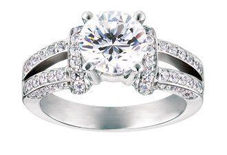 Tmx 1316375858429 LAURTrueRomancec Hot Springs National Park wedding jewelry