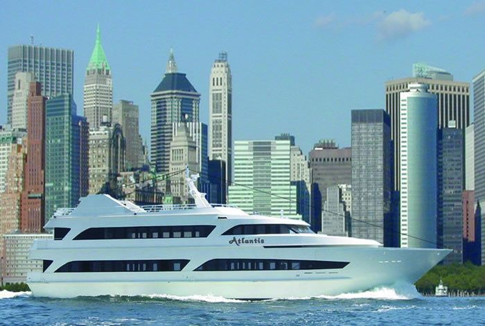 2 atlantis yacht nyc
