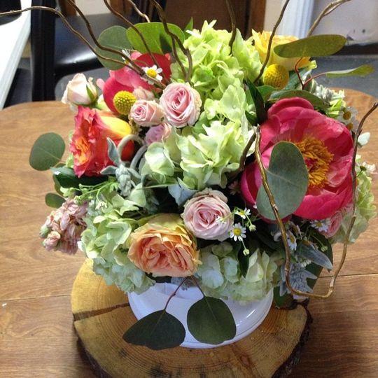 Vibrant arrangements