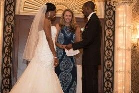 Congratulations Shyla and Shevon! I was honored to be part of your day!