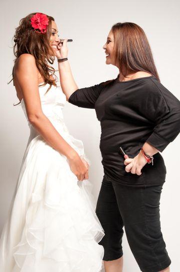 bridal photoshoot by carla danieli viva photograph