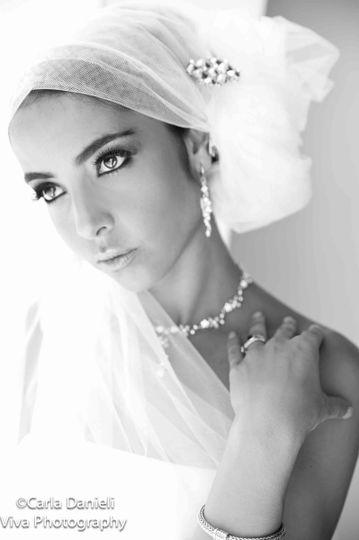 brides by carla danieli viva photography 7