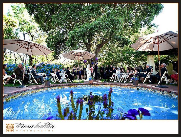 Allied Arts Guild Venue Menlo Park Ca Weddingwire