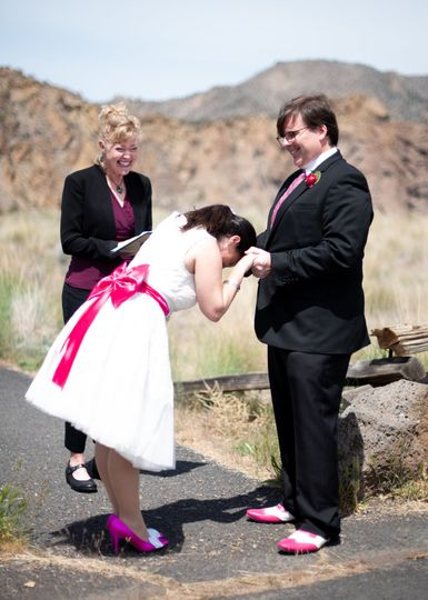 Elope Smith Rock State Park