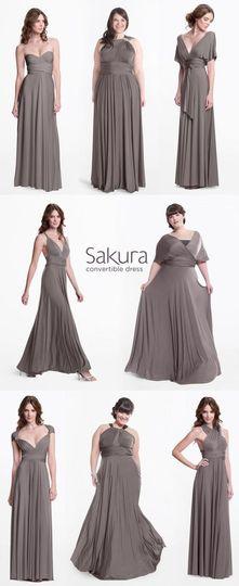Henkaa Convertible Dress
