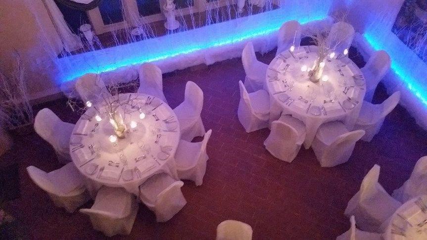 Winter Wedding at Tamarack Country Villa