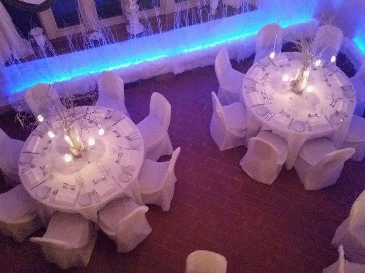 Tmx 1458329160972 Winterwedding Sparta, NJ wedding catering