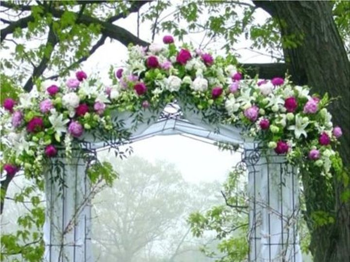 Tmx 1243629527531 Chuppa Mount Kisco, New York wedding florist