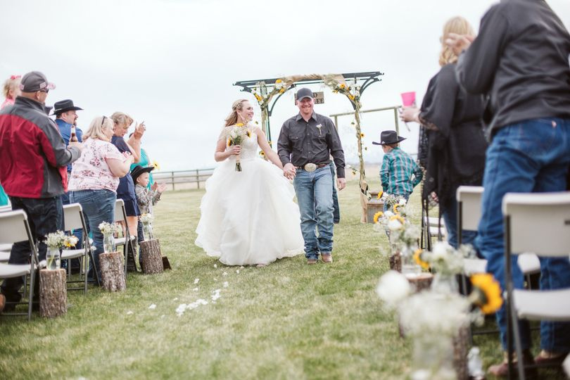 Just married - Melissa Kelly Photography