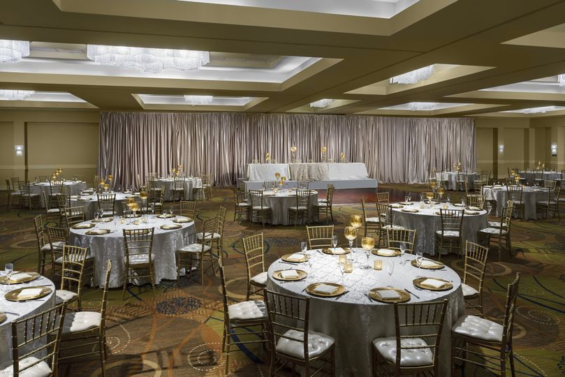 Our Orlando Ballroom can accommodate intimate weddings to grand receptions. Our maximum capacity...