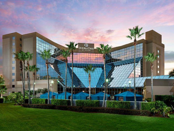 Tmx 1479415175916 20160924dtorlando 04 Hotel Exterior1 Orlando, FL wedding venue